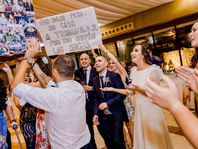 La boda de David y Vicky en Murcia, Murcia 35