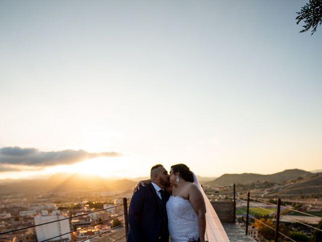 La boda de Miguel Angel y Natalia en Petrer, Alicante 3