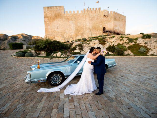 La boda de Natalia y Miguel Angel