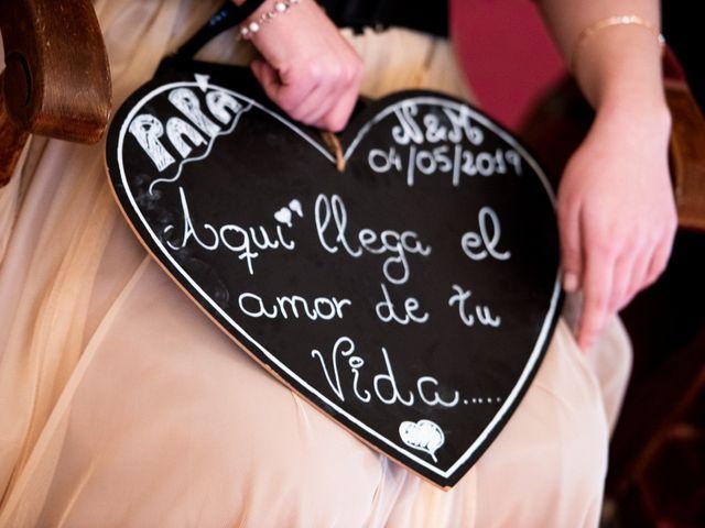 La boda de Miguel Angel y Natalia en Petrer, Alicante 5