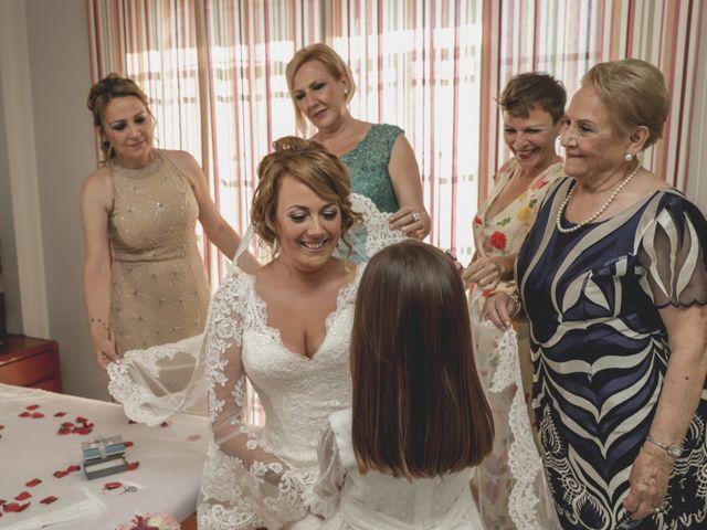 La boda de Julio y Vanesa en Sevilla, Sevilla 7