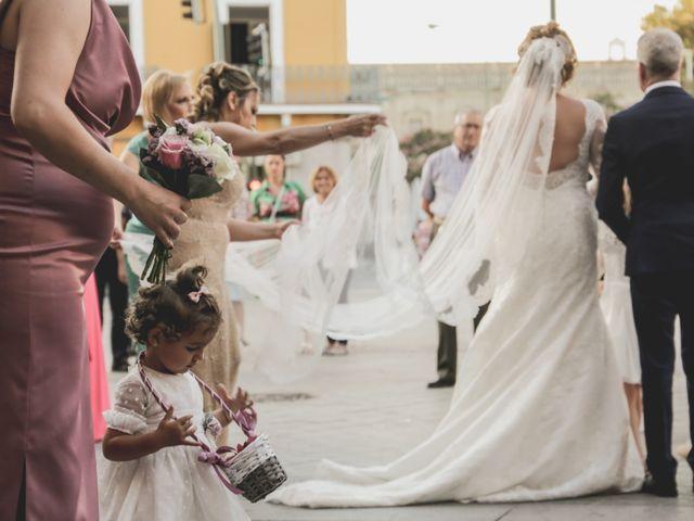 La boda de Julio y Vanesa en Sevilla, Sevilla 8