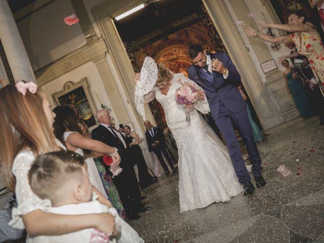 La boda de Julio y Vanesa en Sevilla, Sevilla 11