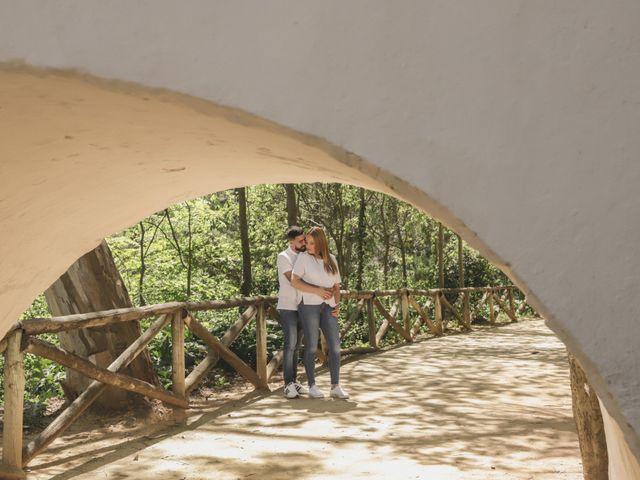 La boda de Julio y Vanesa en Sevilla, Sevilla 20