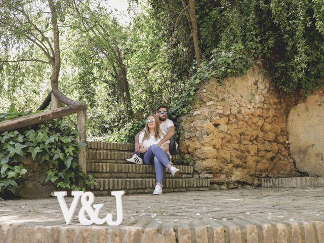 La boda de Julio y Vanesa en Sevilla, Sevilla 25