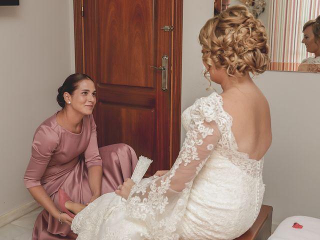 La boda de Julio y Vanesa en Sevilla, Sevilla 28