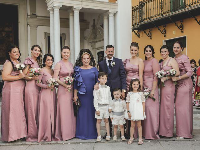 La boda de Julio y Vanesa en Sevilla, Sevilla 30