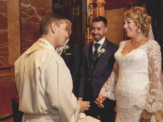 La boda de Julio y Vanesa en Sevilla, Sevilla 32