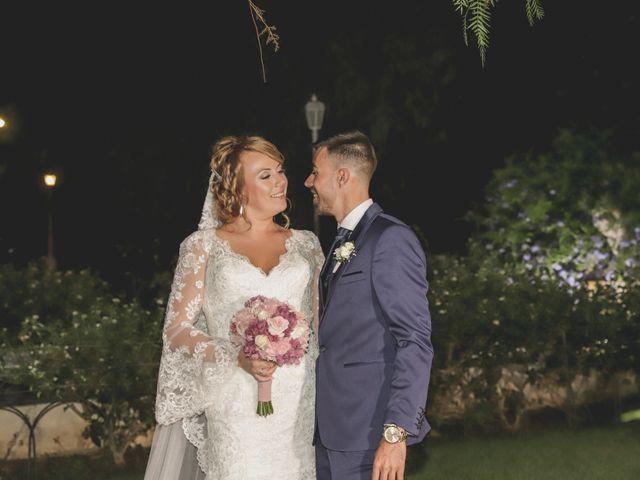 La boda de Julio y Vanesa en Sevilla, Sevilla 45