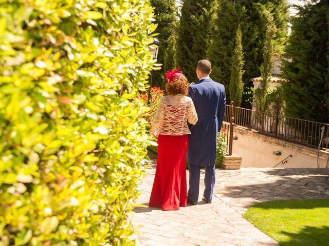 La boda de Jesus y Ruth en Madrid, Madrid 2