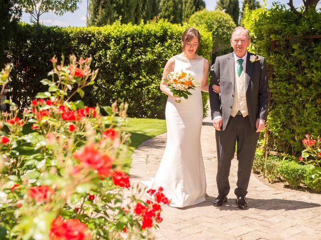 La boda de Jesus y Ruth en Madrid, Madrid 3