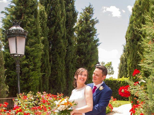 La boda de Jesus y Ruth en Madrid, Madrid 11