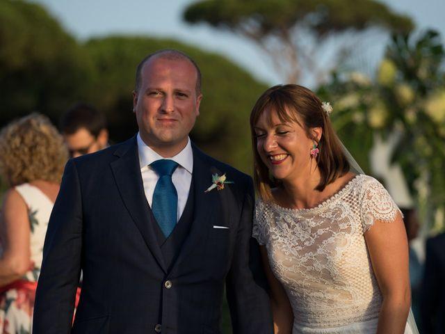 La boda de José Manuel y Zara en Chiclana De La Frontera, Cádiz 32
