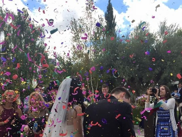 La boda de David  y Rut en Leganés, Madrid 5