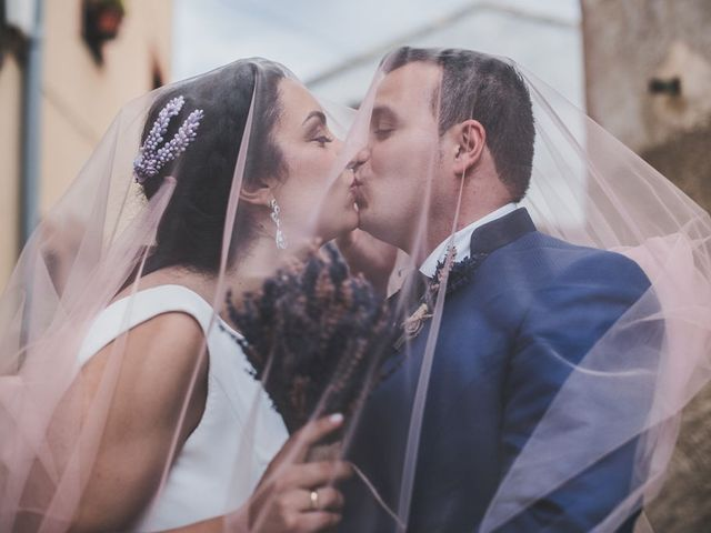 La boda de Juanma y Cristina en Sestrica, Zaragoza 2