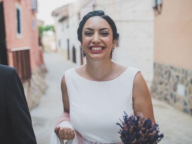 La boda de Juanma y Cristina en Sestrica, Zaragoza 9