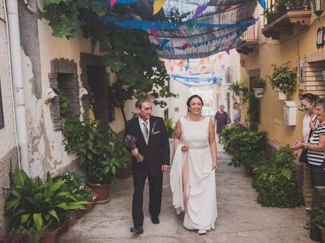 La boda de Juanma y Cristina en Sestrica, Zaragoza 10
