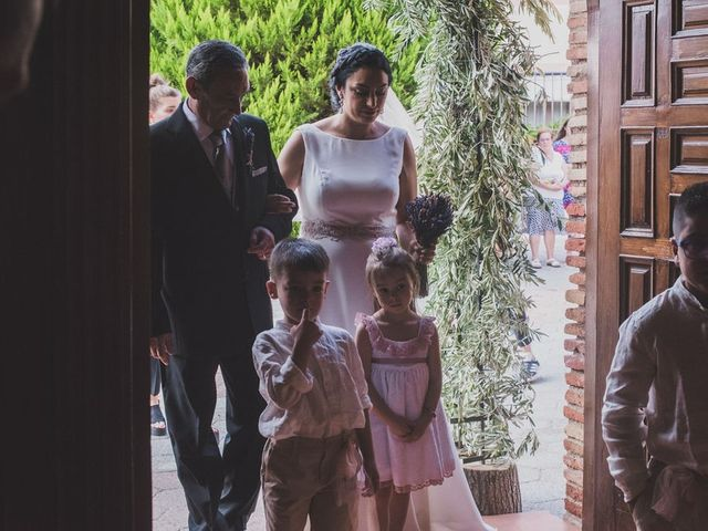 La boda de Juanma y Cristina en Sestrica, Zaragoza 11