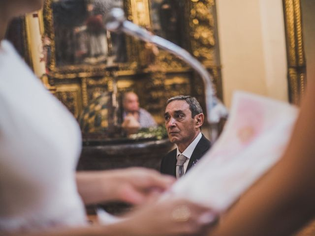 La boda de Juanma y Cristina en Sestrica, Zaragoza 12