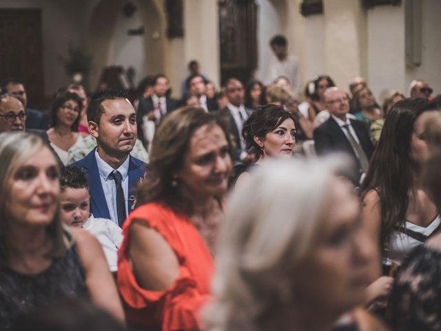 La boda de Juanma y Cristina en Sestrica, Zaragoza 14