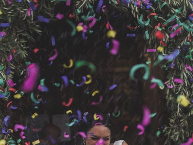 La boda de Juanma y Cristina en Sestrica, Zaragoza 15