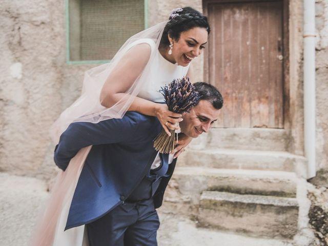 La boda de Cristina y Juanma