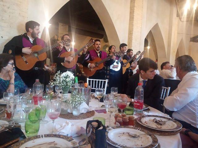 La boda de Marina y Javier en Jerez De La Frontera, Cádiz 1