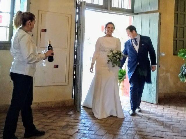 La boda de Marina y Javier en Jerez De La Frontera, Cádiz 6