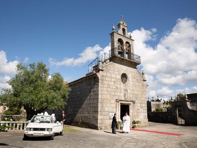 La boda de Juan y Begoña en Nigran, Pontevedra 3