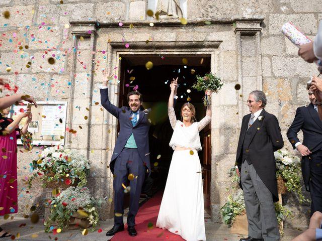 La boda de Juan y Begoña en Nigran, Pontevedra 28