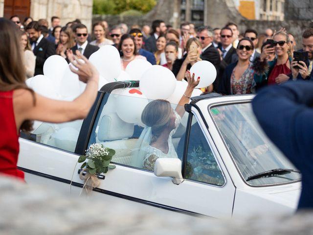 La boda de Juan y Begoña en Nigran, Pontevedra 33