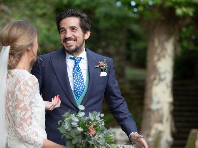 La boda de Juan y Begoña en Nigran, Pontevedra 43