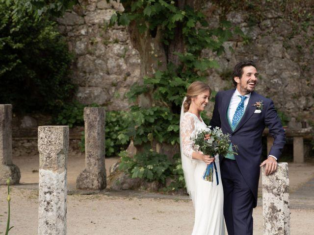 La boda de Juan y Begoña en Nigran, Pontevedra 45