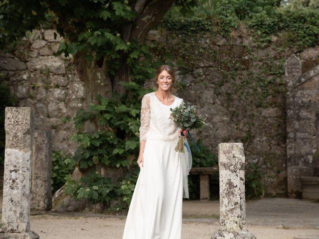 La boda de Juan y Begoña en Nigran, Pontevedra 47