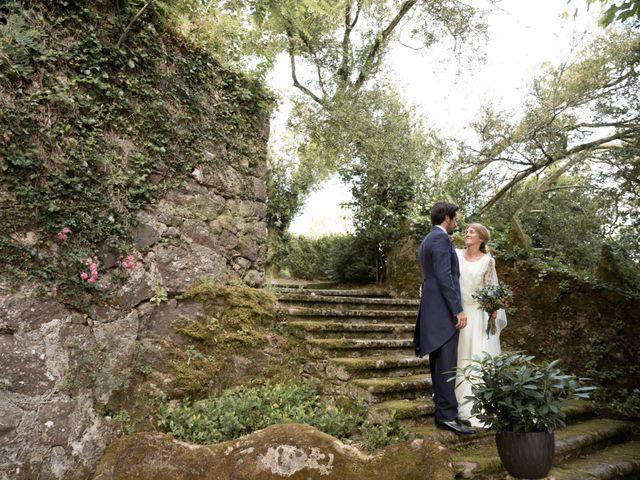La boda de Juan y Begoña en Nigran, Pontevedra 53