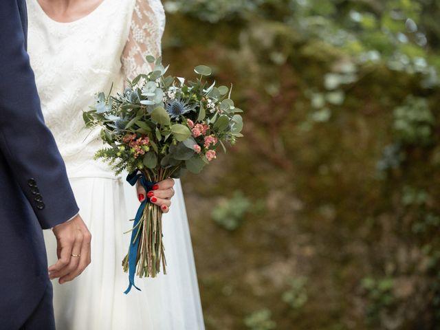 La boda de Juan y Begoña en Nigran, Pontevedra 54