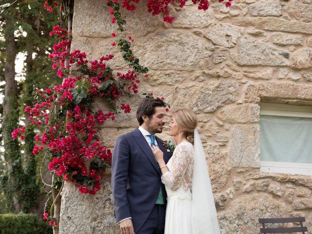 La boda de Juan y Begoña en Nigran, Pontevedra 55