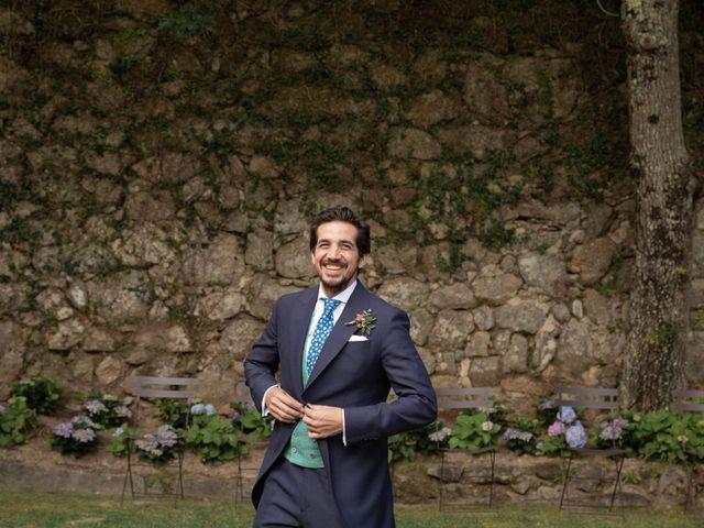 La boda de Juan y Begoña en Nigran, Pontevedra 58