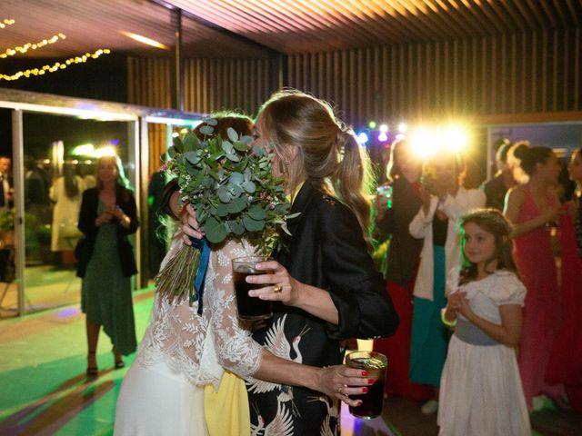 La boda de Juan y Begoña en Nigran, Pontevedra 105