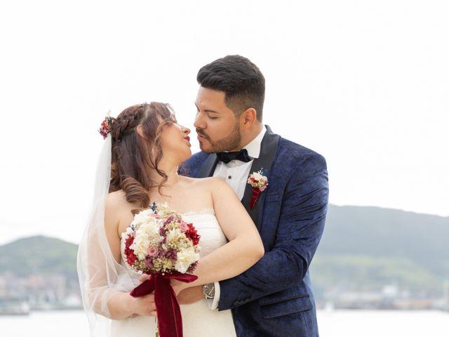 La boda de Herick y Karen en Plentzia, Vizcaya 1
