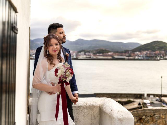 La boda de Herick y Karen en Plentzia, Vizcaya 10