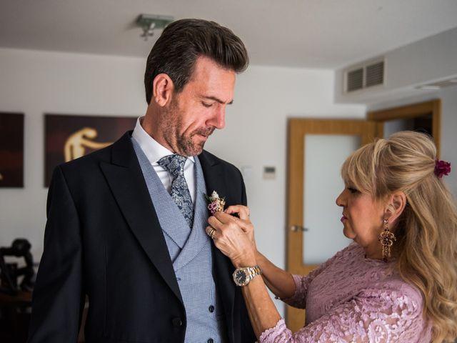 La boda de Edu y Ainhoa en Rivas-vaciamadrid, Madrid 7