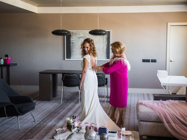 La boda de Edu y Ainhoa en Rivas-vaciamadrid, Madrid 20