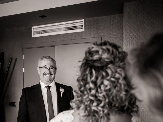La boda de Edu y Ainhoa en Rivas-vaciamadrid, Madrid 28