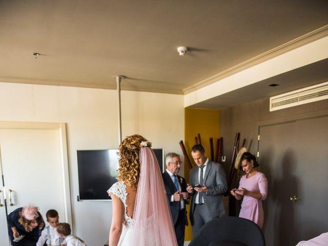 La boda de Edu y Ainhoa en Rivas-vaciamadrid, Madrid 35