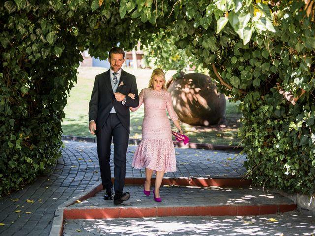 La boda de Edu y Ainhoa en Rivas-vaciamadrid, Madrid 39
