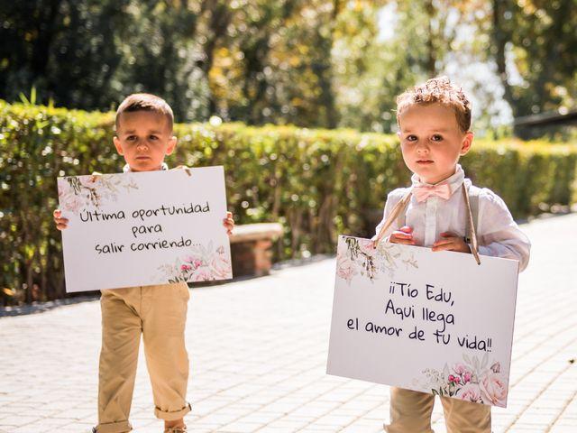 La boda de Edu y Ainhoa en Rivas-vaciamadrid, Madrid 42