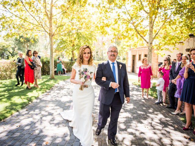 La boda de Edu y Ainhoa en Rivas-vaciamadrid, Madrid 43