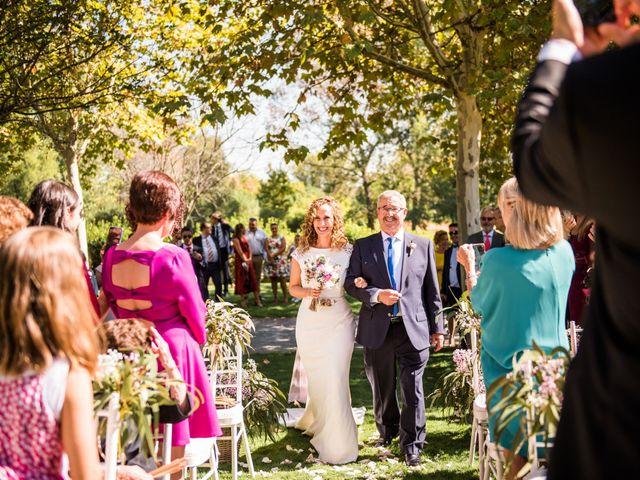 La boda de Edu y Ainhoa en Rivas-vaciamadrid, Madrid 44