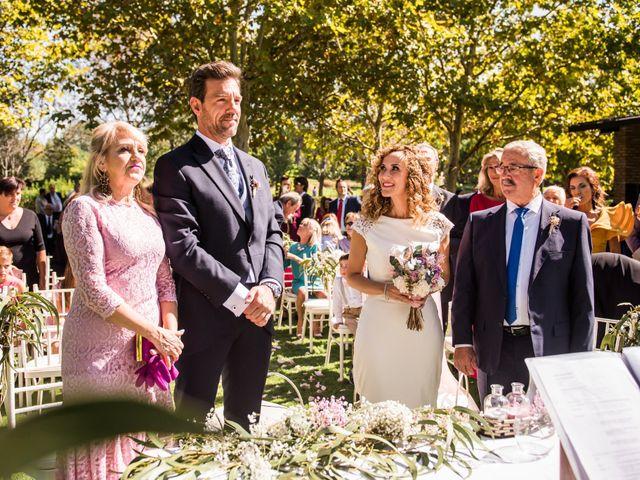 La boda de Edu y Ainhoa en Rivas-vaciamadrid, Madrid 45